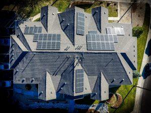 A Saskatchewan Home with Solar Panels