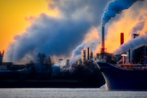 Fossil Fuel Energy in the Environment