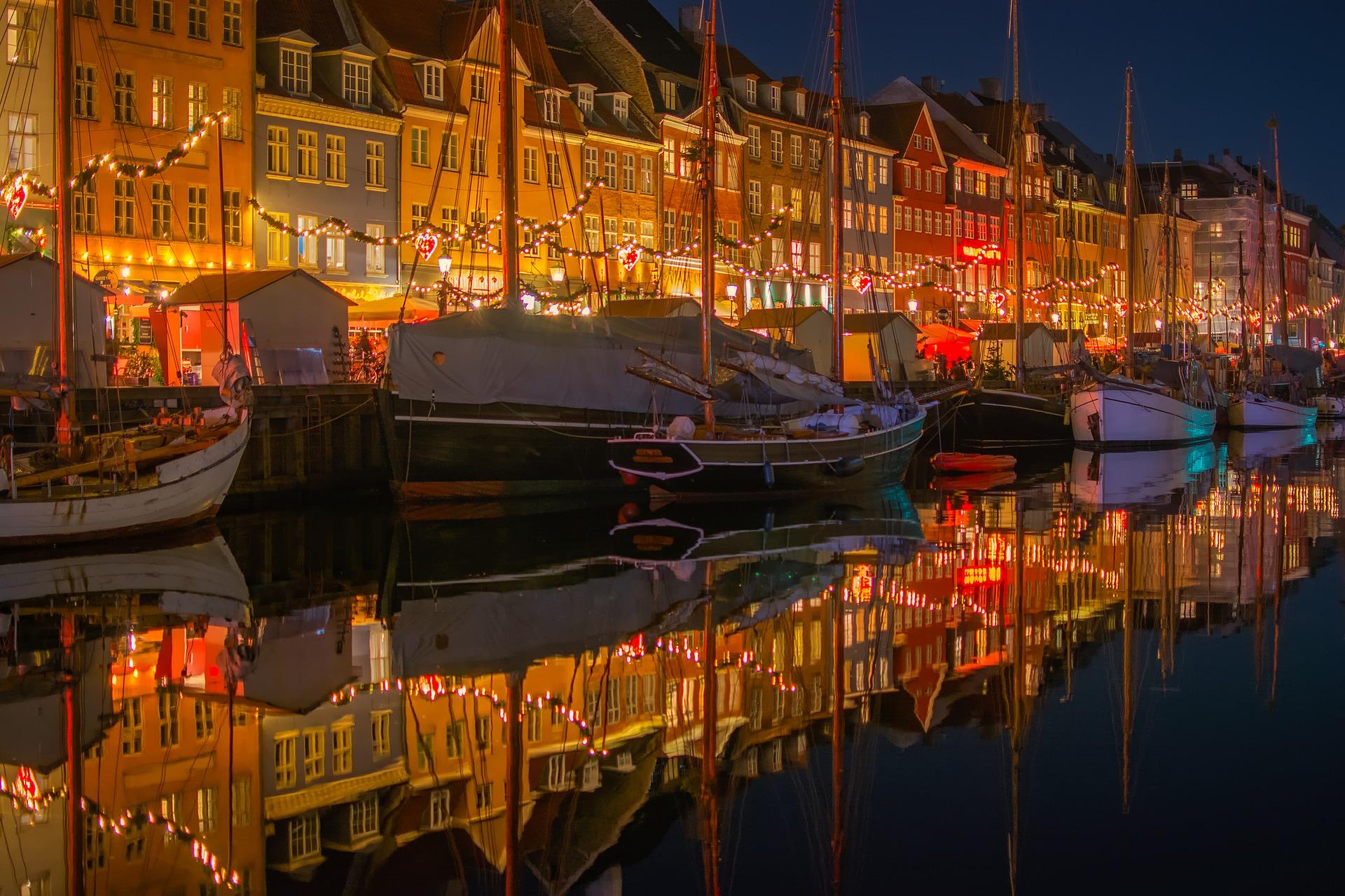 A Waterside City in Denmark